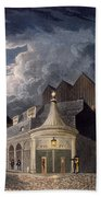 The Olympic Theatre, 1826 Hand Towel
