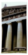The Parthenon Nashville Tn Bath Towel