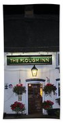 The Plough Inn Bath Towel