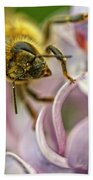 The Pollinator Bath Towel