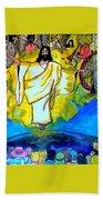 The Rapture  Bath Towel