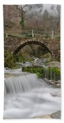 The River And The Village Bath Towel