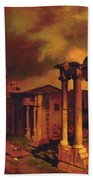 The Roman Forum Hand Towel