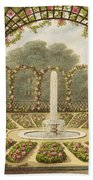 The Rosary At Ashridge Bath Towel