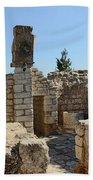 The Ruins Bath Towel