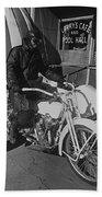 The Shadow Of The Eagle Homage 1932 Jack Wilson Stuntman Globe Arizona 1969 Bath Towel