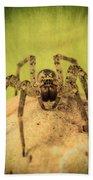 The Spider Series X Bath Towel