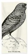 The Starling Bath Towel