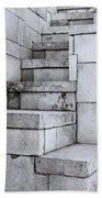 The Steps Bath Towel