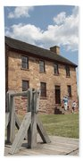 The Stone House At Manassas Hand Towel