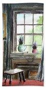 The Studio Of Juliet Pannett Bath Towel