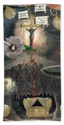 The Testimony Of Ron Wyatt - Ark Of The Covenant Hand Towel