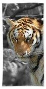 The Tiger Bath Towel