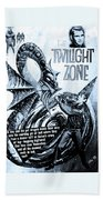 The Twilight Zone Bath Towel