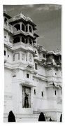 The Udaipur City Palace  Bath Towel
