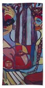 The Unknown Story Bath Towel