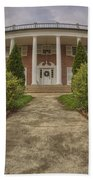 The Ward Mansion - Conway - Arkansas Bath Towel
