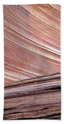 'the Wave' North Coyote Buttes 02 Bath Towel