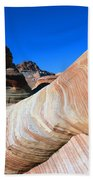 'the Wave' North Coyote Buttes 10 Bath Towel
