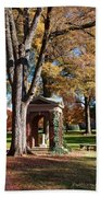 The Well - Davidson College Bath Towel