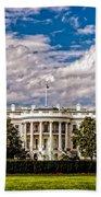 The White House Bath Towel