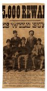 The Wild Bunch Bath Towel