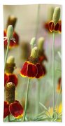 The Wildest Of Flowers Bath Towel