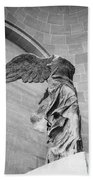 The Winged Victory Bath Towel