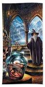 The Wizards Castle Bath Towel