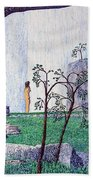 The Yearning Tree Bath Towel