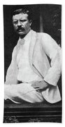 Theodore Roosevelt (1858-1919) Bath Towel
