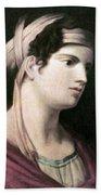 Therese Von Brunsvik (1775-1861) Bath Towel