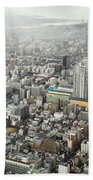 This Is Tokyo Bath Towel