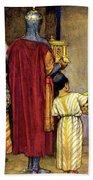 Three Wise Men Bearing Gifts Bath Towel