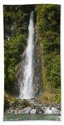 Thunder Creek Falls Bath Towel