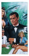 Thunderball Bath Towel