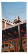Tibet Potala Palace 8 Bath Towel