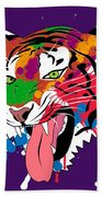 Tiger 11 Bath Towel