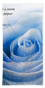 To Every Thing There Is A Season Bath Towel
