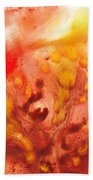 To The Unknown Abstract Path Number Three Hand Towel