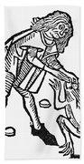 Toadstone, 1491 Bath Towel
