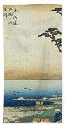 Tokaido - Shirasuka Bath Towel