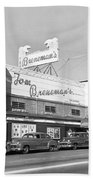 Tom Breneman's Restaurant Hand Towel by Underwood Archives
