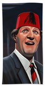 Tommy Cooper Bath Towel