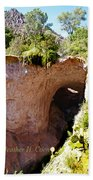 Tonto Natural Bridge Bath Towel