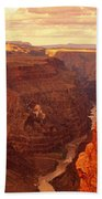 Toroweap Point, Grand Canyon, Arizona Bath Towel