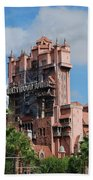 Tower Of Terror  Bath Towel