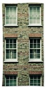 Town House Hand Towel by Tom Gowanlock