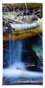 Tranquil Falls Bath Towel