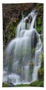 Tranquil Waterfall Bath Towel